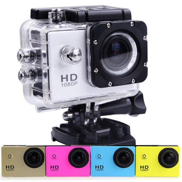 SJ4000 Action Camera 1080P Portable Digital Video Waterproof Home Outdoor Sports DV Recording Underwater Mini Cameras