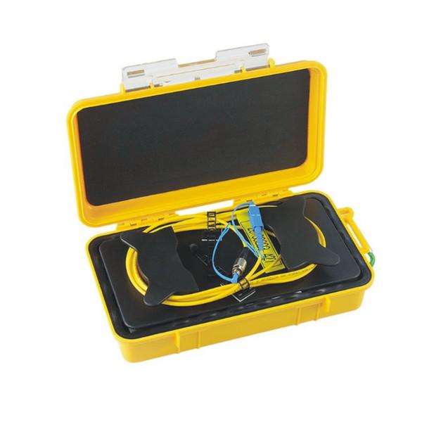 OTDR Fiber Launch Cable Box Test Extension Línea SC 500m
