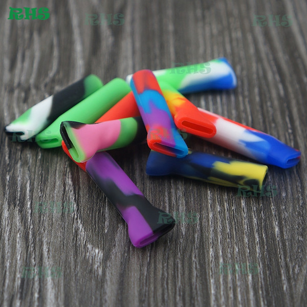 Glass Rolling Tips Heady Tip Filter Cigarette Tobacco Dry herb cypress phuncky Holder Hill's Mini Smoking Pipes Hill pipe free shipping