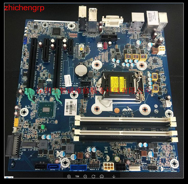 zhichegnrp Для материнской платы HP Z240 Workstation 837344-001 837344-601 LGA 1151 Разъем системной платы H4 SSF system