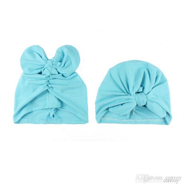 Compre Sombreros De Bebé De Moda Set = Gorras De Oreja Del Conejito ...