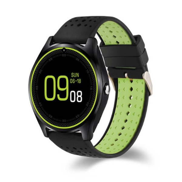 Smart Watch V9 DZ09 clock With Camera Bluetooth Connected SIM Card Smartwatch For IOS Android Phone PK GT 08 DZ 09 Sport watch