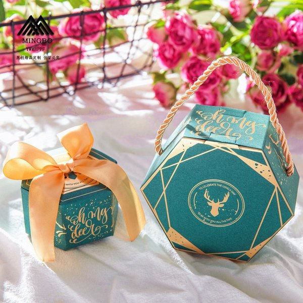 Wedding Candy Favors Gifts Boxes Gift Wrap Laser Cut Flowers Chocolate Favors Paper Bags Boxes Wedding Favours Box Supplies