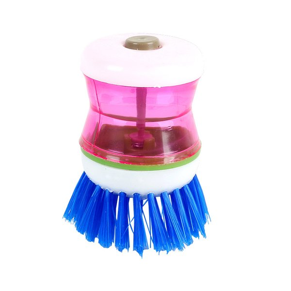 Scrub Brush For Plastic Facilitate Hydraulic Fluid Pressure Dishwashing Cleaning Brushes New Brush Pot Free Shipping 1 3jj V