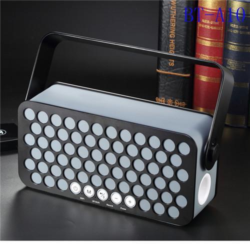 amazon high end Custom multimedia home subwoofer wireless blue tooth speaker best sound audio portable speaker