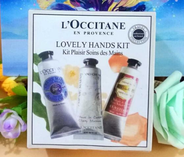top popular Hot Selling hand creams 6*30ml Nourishing Hand Care Moisturizing Cream soft and smooth 3 set Lot 2021