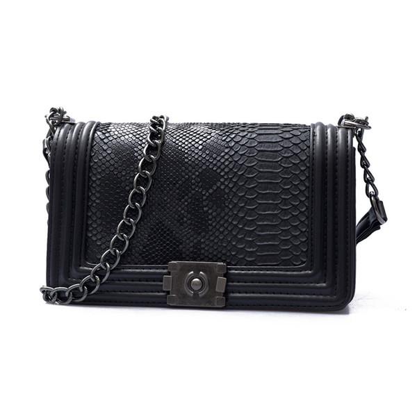 Handbags For Women Bags 2018 Chain Messenger Classic Flap Bag Leather Women Bag Designer Women's Luxury Crossbody