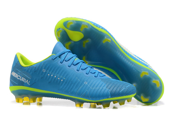 sélection premium 396b9 bb17d 2019 Neymar JR Hypervenom Phantom II NJR FG Boots Low Ankel Mercurial  Superfly CR7 Soccer Cleats Football Shoes From Hk_point, $101.53 |  DHgate.Com