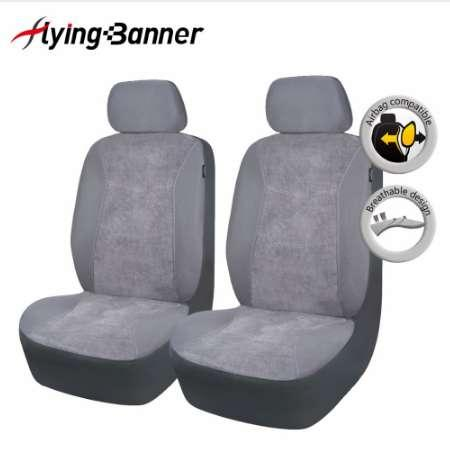 Stupendous Fashion Front Car Seat Cover Comfortable Corduroy Covers For Seats Car Interior Accessories Both Side Airbag Compatible Neoprene Truck Seat Covers Unemploymentrelief Wooden Chair Designs For Living Room Unemploymentrelieforg