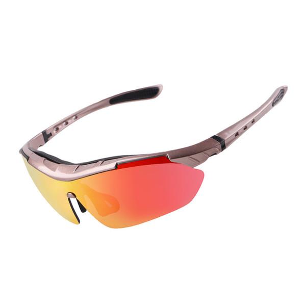 Sport Männer Frauen Sonnenbrillen Polarisierte Radfahren Gläser Outdoor Bike Brillen UV400 Wasserdichte Vollbeschichtung MTB Straße Einzigartig