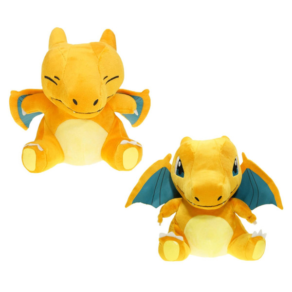 New 18CM Charizard Plush Doll