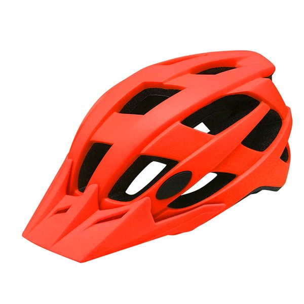 PHYINE24 Inmold adult cycling helmet with visor fluo yellow man Newly bicycle helmet high quality