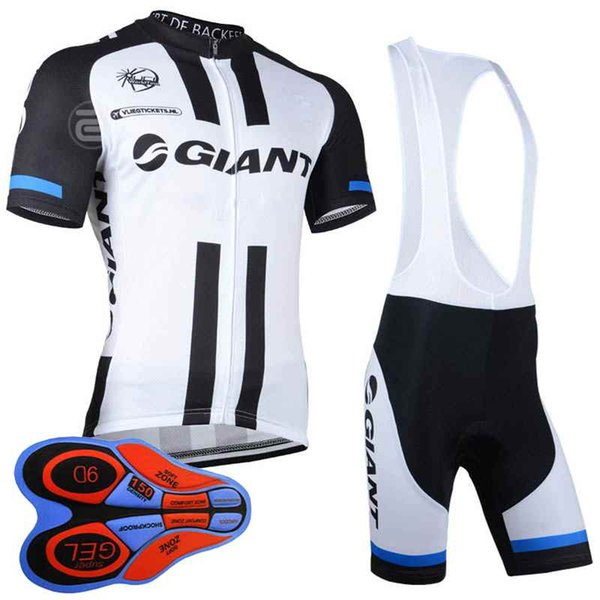 Giant 2018 Hot Pro Team Cycling Clothing Road Bike Wear Racing Clothes Quick Dry Men's Cycling Jersey Set Ropa Ciclismo Maillot 10504J