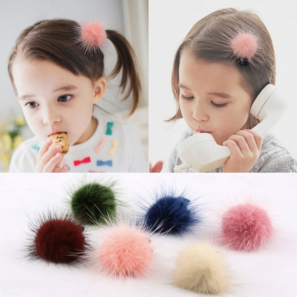 Beautiful barrettes for kids cute hair accessories for girls lovely hairpin hair rings for girls great quality with best price free shi