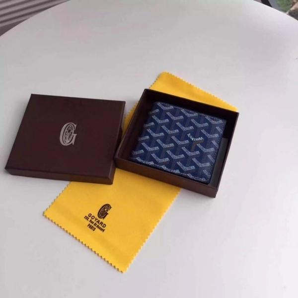short Wallet New classic fashion male patchwork purse with coin pocket card holder