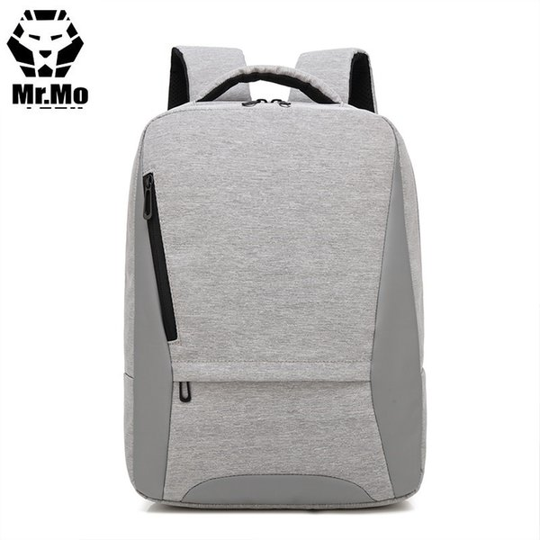 High quality stylish water proof 14inches laptop teenager school backpack bag rucksack bagpack for student C18111901