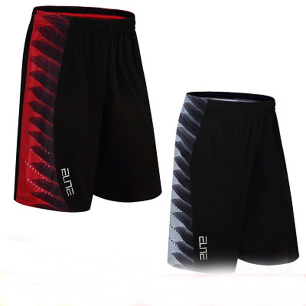 Summer Basketball Shorts men's elite flying wing, basketball running key, body pants, elite pants, fast drying, breathable casual pants.