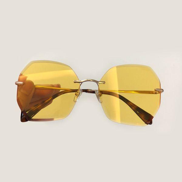 brand sunglasses women 2019 high quality colorful women sunglasses retro round sun glass for women with box