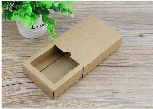 Color:kraft&Gift Box Size:8x8x4cm