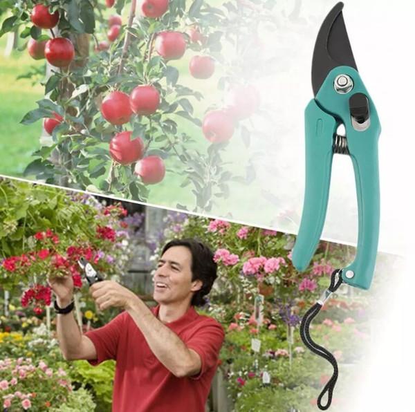 Gartenschere Leistungsstarke Schneidwerkzeuge Gartenschere Snip-Werkzeug Gartenschere Schere Astschere