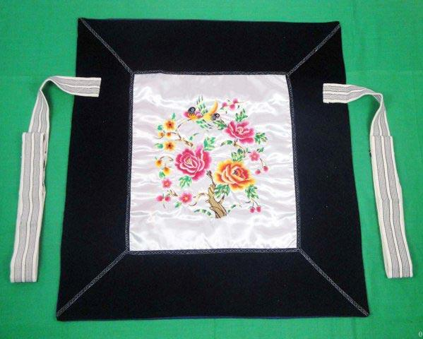 Florido Mei Tai Portador de Bebê 100% Handmade Frente Envoltório Estilingue Podaegi # 102