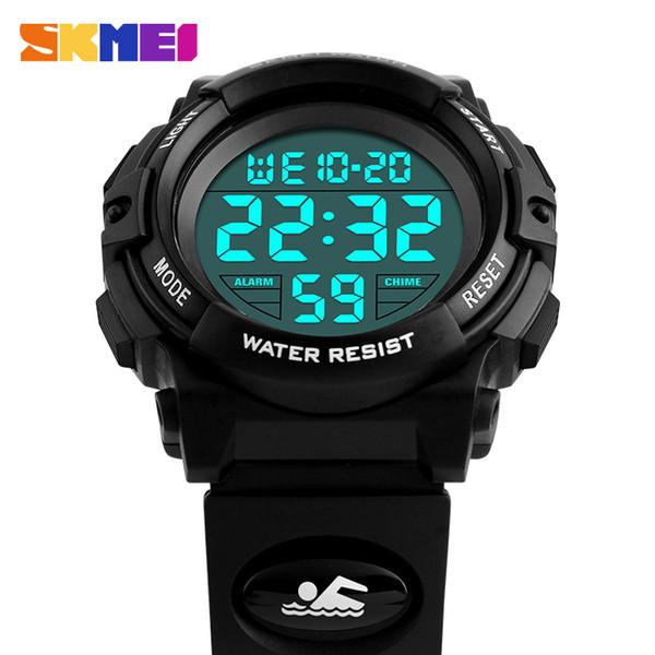 SKMEI deportes al aire libre Relojes Hombres Moda Reloj Digital Multifunción 50 M Relojes Impermeables Hombre Relogio Masculino