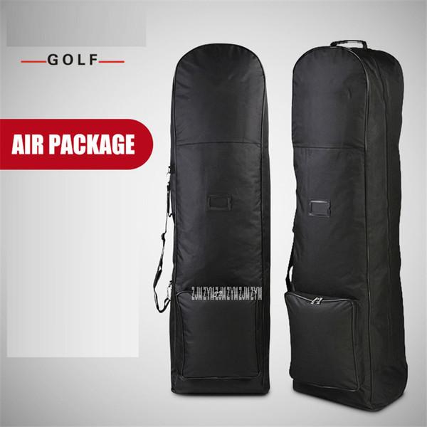 Bolsa de viaje de golf con ruedas Bolsa de almacenamiento de gran capacidad Práctica de golf plegable Avión plegable que viaja Bolsas HKB002