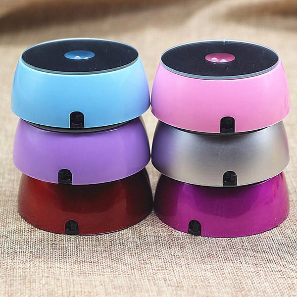 Einzigartige Runde Kristall Display Base Stand 3 LED-Licht Alternative Farben und erhellt Lampenhalter Hochzeit Tischdekoration Mittelstücke 2jt YY