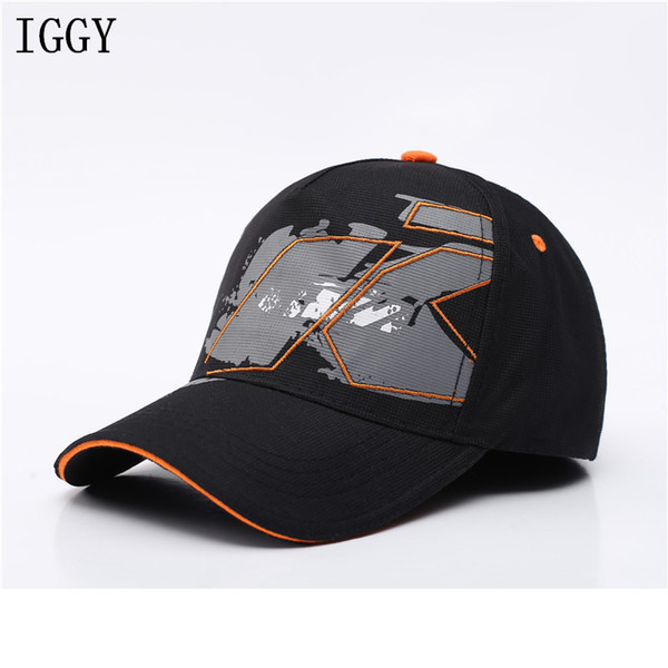 94792189fa2 New Snapback Racing Cap KTM Baseball Hat Men Classic Motorcycle Racing  fashion Hip hop Cap letter