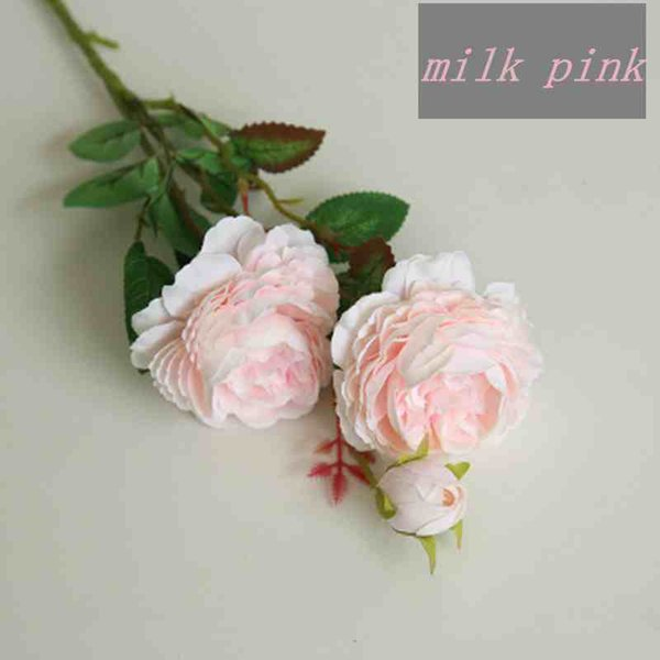 milky pink