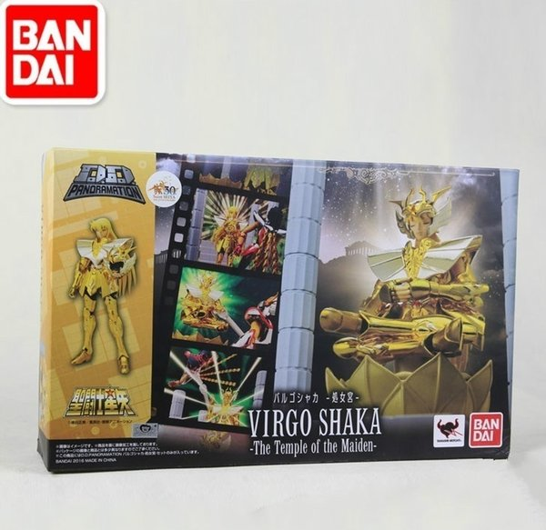 2018 BANDAI DDP Saint Seiya: Legend Of Sanctuary Bronze Saints Shaka  Animation Figure 12cm From Huang527186392, $58 3 | DHgate Com