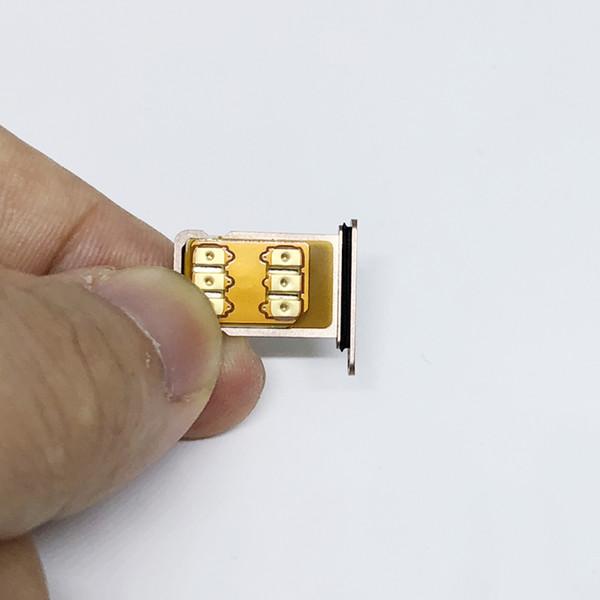 2019 Gevey ICCID +MCC Mode universal unlock for iPhone Xs max xr XS 8 7 6 4G iOS 12.4.1 turbo sim chips IOS 12.X AT&T T-mobile Sprint