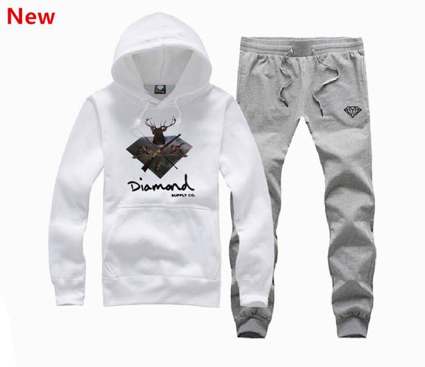 Diamond Supply Hoodie für Männer Fashion Hoodies Männer Sport Sweatshirt Männer Marke Diamant Hoodie Skateboard Hip Hop H02