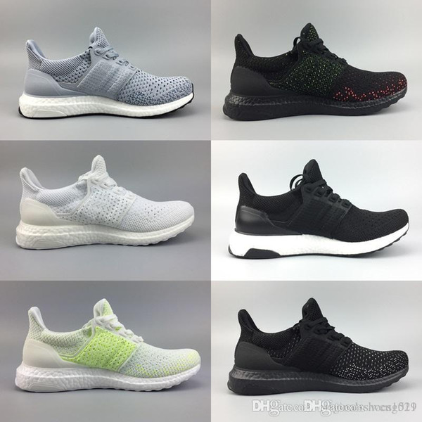 promo code 85b33 57e30 Ultra Boost Clima 2018 New Ultra Clima 3.0 4.0 Running Shoes Core Triple  Black White Ultra Runner Men Women Casual Trainers Sports Sneakers Casual  ...