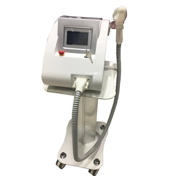 Portable 2000MJ 3 Heads Q Switched Nd Yag Laser Tattoo Removal Machine Pigment Eyebrow Removal 1320nm1064nm532nm ND YAG Tattoo Removal