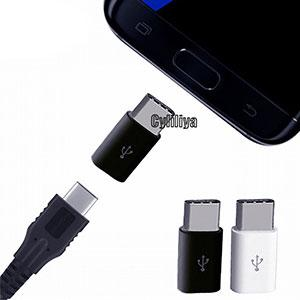 Type c to micro usb(Mix color)