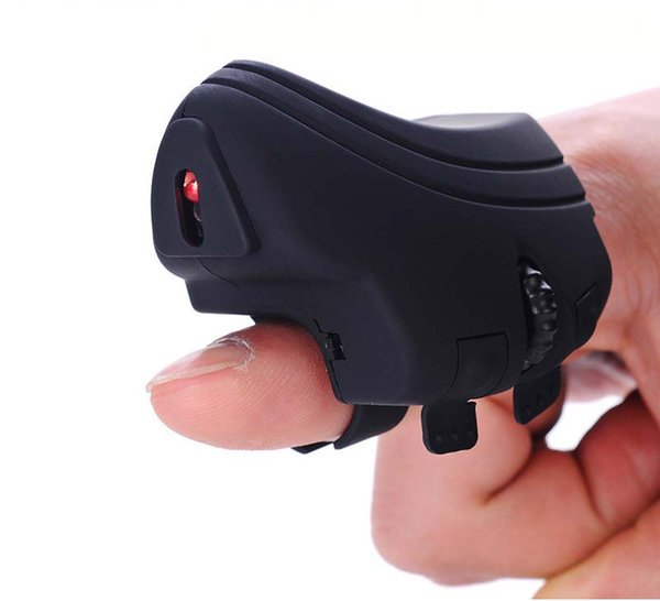 Persönlichkeit kreative faul Bluetooth Wireless Finger Maus 2,4 Ghz wiederaufladbare Finger Ring Maus für mobile Tablet Notebook