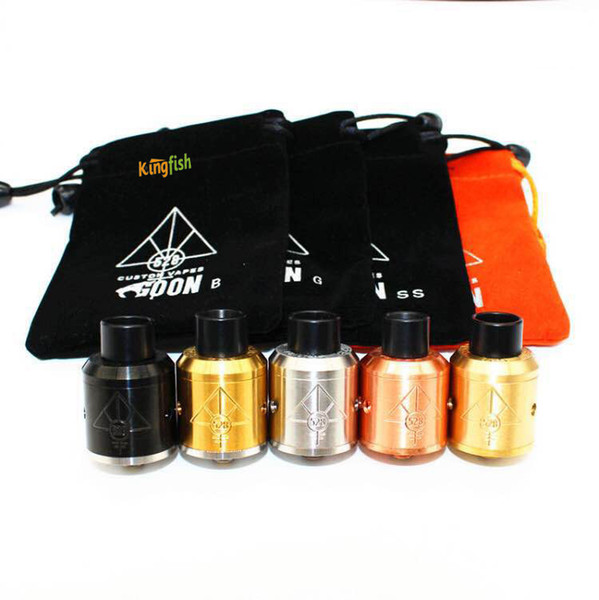528 RDA 24 MM Vaporizer Rebuildable Dripping Atomizers Best Quality RDA Tank for Box Mods