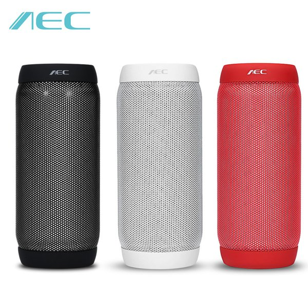 AEC colorful Waterproof LED light Portable Bluetooth Speaker BQ - 615S Wireless Super Bass Mini Speaker with Flashing Lights