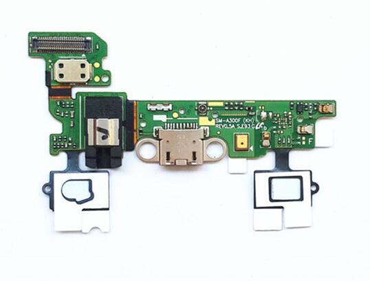 Completo originale nuovo per Samsung Galaxy A7 A710F A3 A300F Micro caricatore USB Dock Connettore di ricarica Porta Flex parti di riparazione del cavo