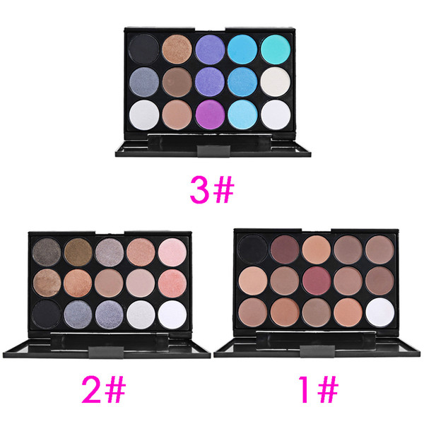 Hot Sale Makeup 15 Colours Professional Facial Concealer Cream Foundation Makeup Camouflage Concealer Palette Wholesale free shipping