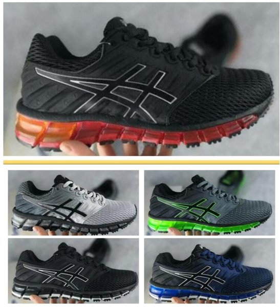 New Arrivals GEL-QUANTUM 180 Buffer Running Shoes T6G6N-3901 Wholesale Original Men Women Top Quality Sport Sneaker Shoes