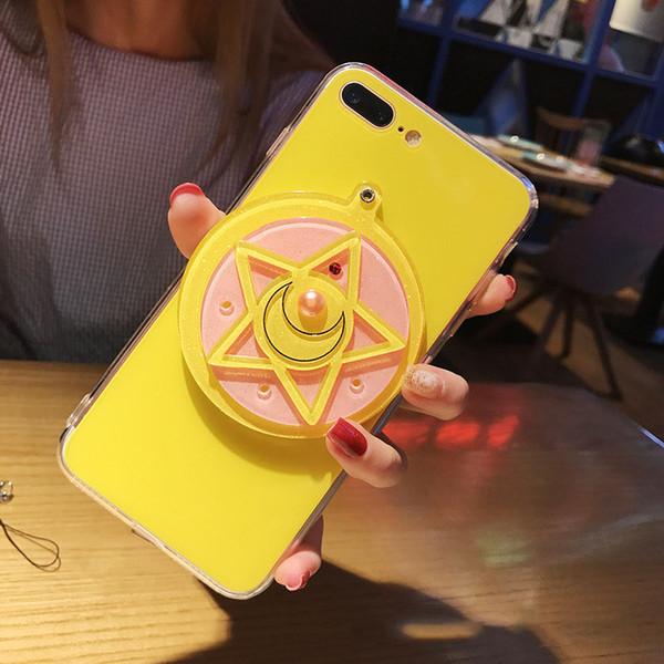 2018 New Arrival Hot Sale Fashion Phone Case for IPhone X 6/6S 6plus/6S Plus 7/8 7plus/8plus Shockproof Dirt-resistant Iphone Case 6 Styles