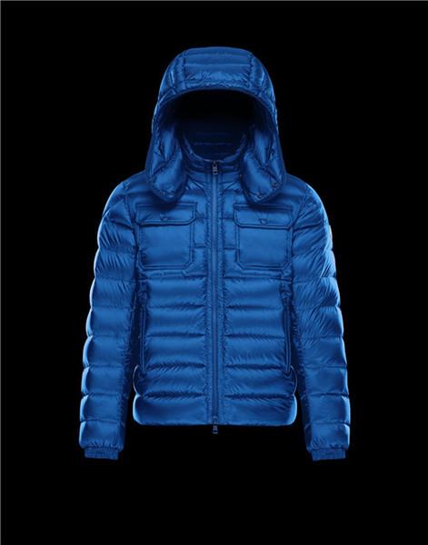 2019 Top copy Men's CEDRICK ARLES DANUBE DOURET VALENCE Down Parka Navy arcticparka Winter Jacket Down Coat For Sale Cheap Norway Sweden