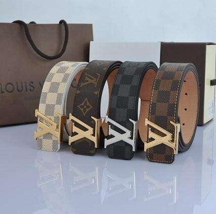 2018 New Male Causual Genuine Leather Belt Men Luxury Brand Designs Cowhide Straps Crocodile Automatic Buckle Belts