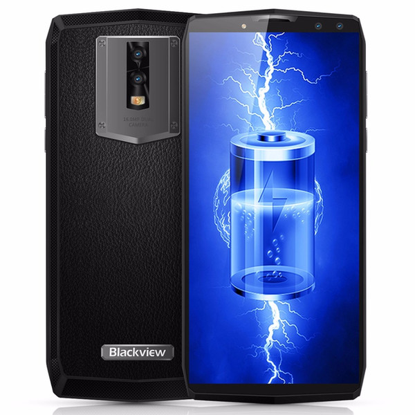 """Blackview P10000 Pro Smartphone 5.99"""" incell FHD MTK6763 Octe Core 11000mAh 4GB 64GB 16MP Dual Cams Android 7.1 4G Mobile Phone"""