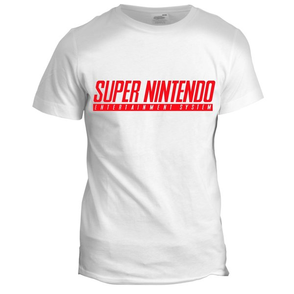 Gamer Gaming Console Retro Classic Mens Lads Dad Geek Hipster T Shirt New T Shirt Spring Summer Short Sleeve Casual