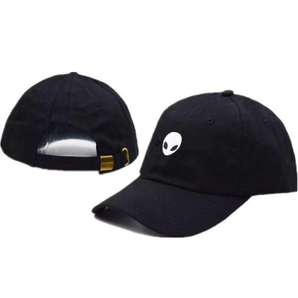 14e673bb embroidered Alien dad hat hip hop cotton adjustable snapback cartoon hat  summer man baseball cap female. Sold Out