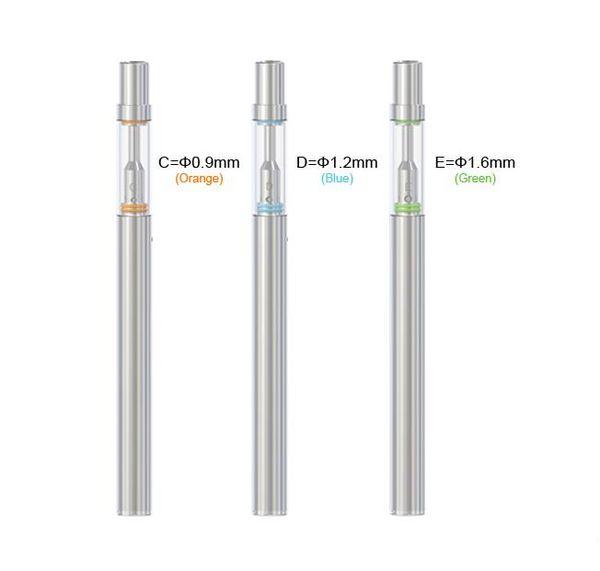 D1-0.9mm hole, metal long tip