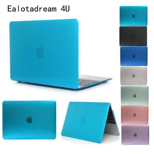 Sólido para macbook pro 13 a1278 15 a1286 laptop case cristal transparente rígido PVC para macbook pro 13 15 a1278 a1286 laptop tampa
